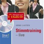 Stimmtraining-live Buch + CD